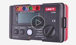 Відеоогляд багатофункціонального тестера UNI-T UT526