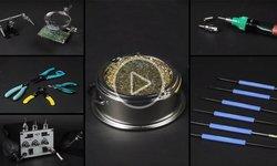 ТОП 20 инструментов для пайки (видео)