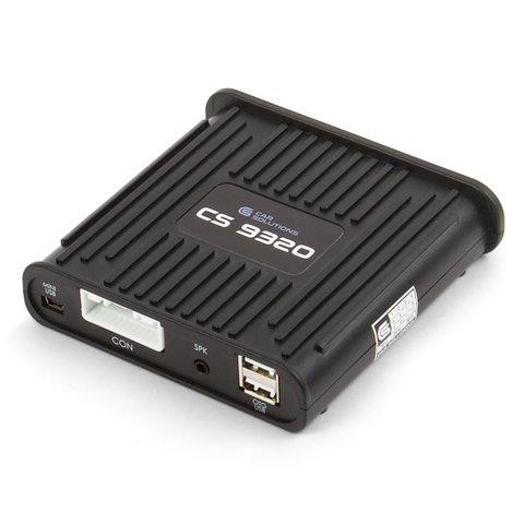 Навигационный блок CS9320 на WIN CE 6.0 для штатных мониторов (GPS и ГЛОНАСС)