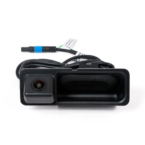 Tailgate Handle Rear View Camera for BMW 3 5 Series