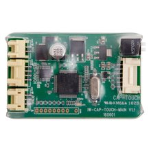 Capacitive to Resistive Touch Screen Converter for Navigation Boxes - Short description