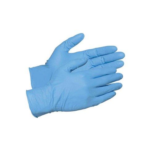 Nitrile Gloves size M, 100pcs pack