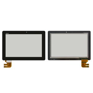 Touchscreen for Asus Eee Pad TF300, Eee Pad TF301 Tablets, (black, (version G01)) #69.10I21.G01