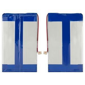 Battery, (145 mm, 90 mm, 4.0 mm, Li-ion, 3.7 V, 5600 mAh)