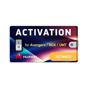 Ultimate Huawei Activation for Avengers / NCK / UMT