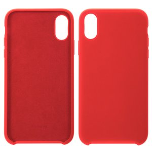 Case Baseus compatible with iPhone XR, (red, Silk Touch) #WIAPIPH61-ASL09