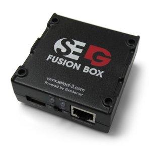 Caja SELG Fusion Box sin smart-card y con 28 cables