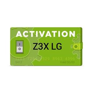 Z3X LG Активация