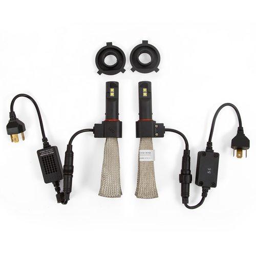 Набор светодиодного головного света UP-G5-H4HL-CR-3000lm (H4, 3000 лм, холодный белый)