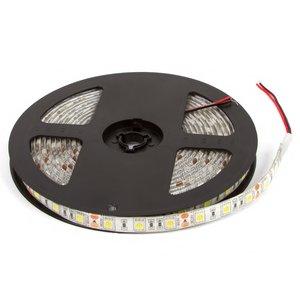 Светодиодная лента SMD5050 (белая, 300 светодиодов, 12 В DC, 5 м, IP65)