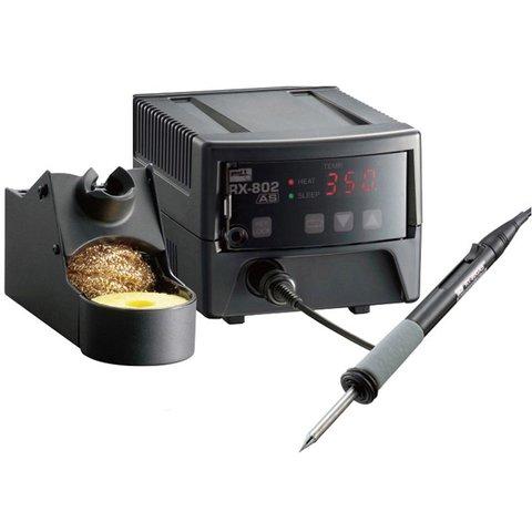 Паяльная станция для беcсвинцовой пайки с контролем температуры GOOT RX 802AS