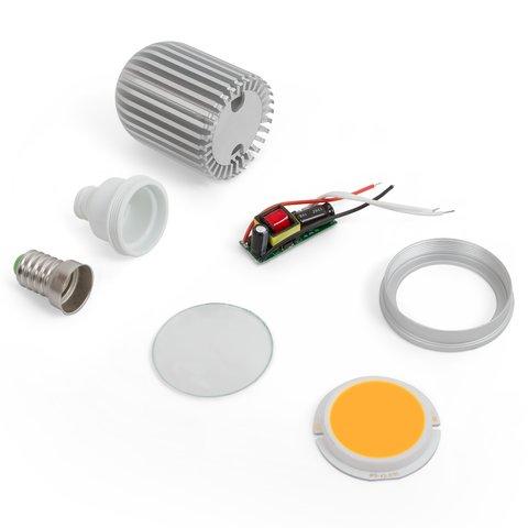 Комплект для збирання світлодіодної лампи TN A44 7 Вт теплий білий, E14