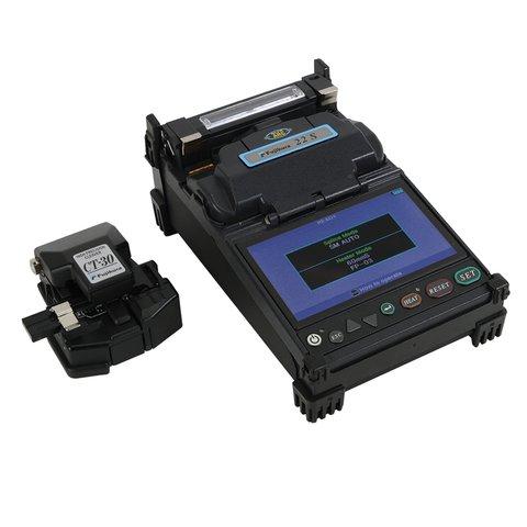 """Зварювальний апарат для оптоволокна Fujikura 22S """"Kit-A"""" Plus"""