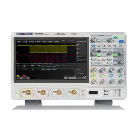 Фосфорний цифровий осцилограф SIGLENT SDS5102X