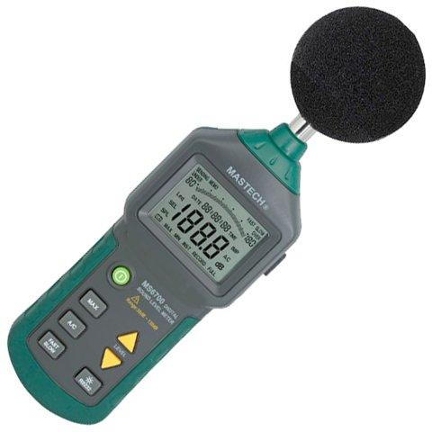 Измеритель силы звука MASTECH MS6700