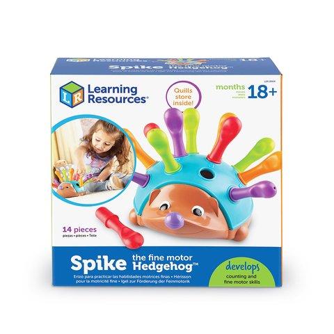 Навчальний ігровий набір-сортер Learning Resources – Веселий їжак