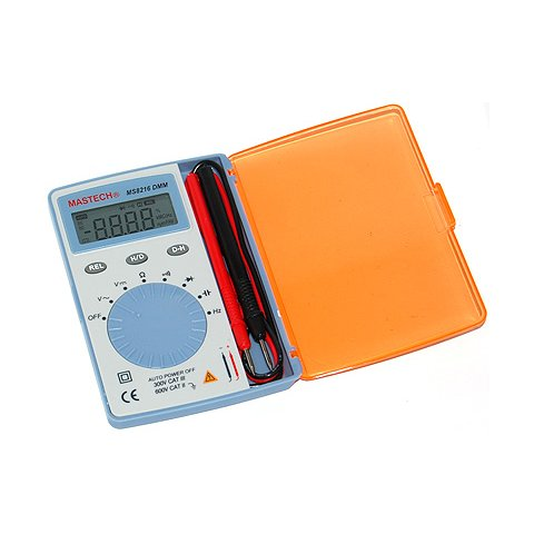 Digital Multimeter MASTECH MS8216